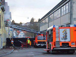 Almanyada çıkan yangında bir Türk öldü