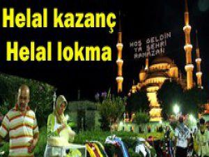 Ramazan teması: Helal
