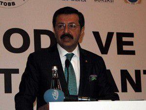 TOBB Başkanı Hisarcıklıoğlu Konyada