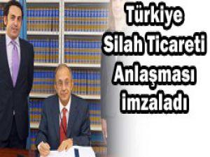 Türkiyeden silah anlaşması