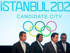 İstanbul 2020 Heyeti Lozanda