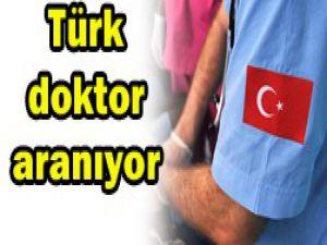 Sudan çalışacak Türk doktor arıyor