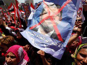 Mısırda yönetim orduda