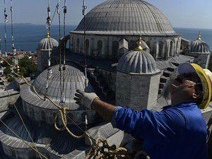 Ramazanda minareler mahyalarla ışıl ışıl olacak