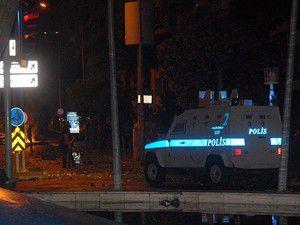 """""""Gezi Parkı"""" operasyonunda 15 gözaltı"""