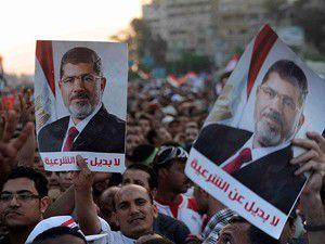 Mısırda Mursiye destek gösterileri sürüyor