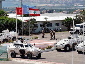 Türk askerinin UNIFIL görevi 1 yıl uzatıldı