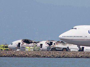 ABDde uçak düştü