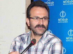 İlahiyatçı Yazar Musa Mert konferans verdi