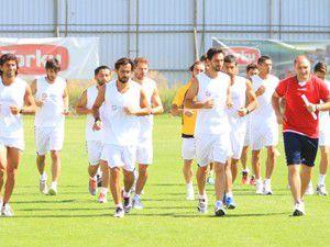 T.Konyasporda ilk etap tamamlandı
