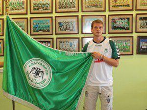 Torku Konyaspor Tomas Boreke imzayı attırdı