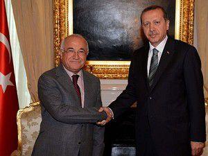 Meclis Başkanı Çiçek Başbakan Erdoğan ile görüştü