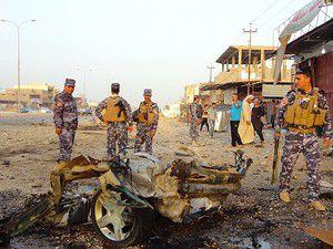 Irakta bombalı saldırılar: 29 ölü