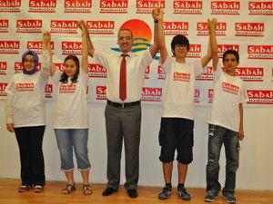 SBSde Sabah Dershanelerinden 4 birinci