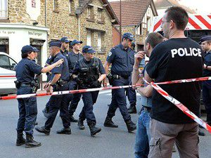 Fransada tren kazası: 6 ölü