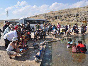 16 ülkenin fotoğrafçısı Konyada buluştu