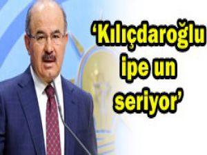 Kılıçdaroğlu ipe un seriyor