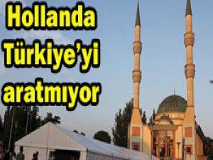 İftar çadırları Türkiyeyi aratmıyor