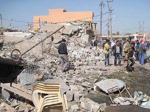 Irakta şiddet olayları