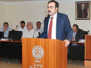 KTOda Temmuz ayı Meclis Toplantısı yapıldı