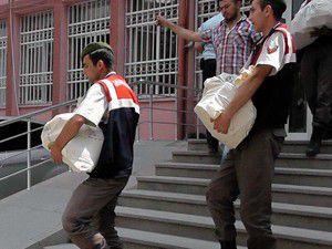 100 kilo eroini teslim alacak kişi tutuklandı