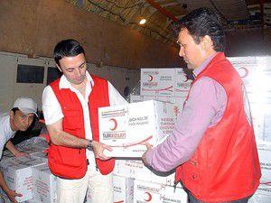 Türkiye insani yardımda dünya üçüncüsü