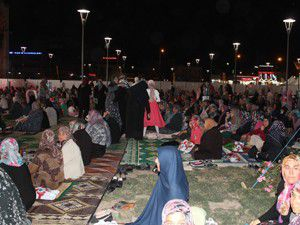 Konyada Ramazan Dolu Dolu yaşanıyor
