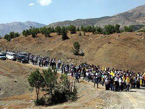 BDPliler kalekol inşaatına yürüdü