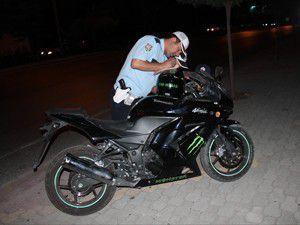 Konyada motosiklet kazası: 1 ölü