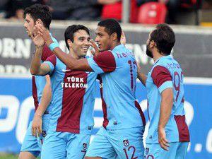 Trabzonspor Derry Cityyi devirdi