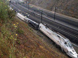 İspanyadaki tren kazasında 78 kişi öldü
