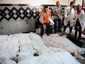 Mısırda katliam var: 200 ölü!