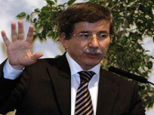 Davutoğlu: Türkiyenin hedefi bu