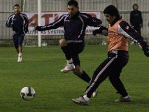Konyaspor çalışıyor...