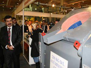 TÜYAP Uluslararası Fuar Merkezi Konya da açıldı