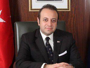 Bağıştan Meram Belediyesine teşekkür mektubu