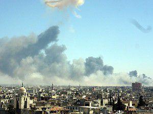 Humusta patlama: 40 ölü