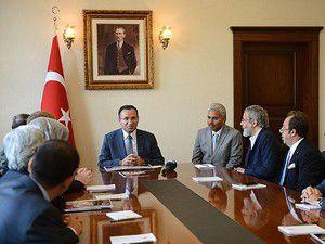 Cambridgede yapılacak camiye Türkiyeden katkı