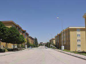 Selçuk Üniversitesine yeni yurt