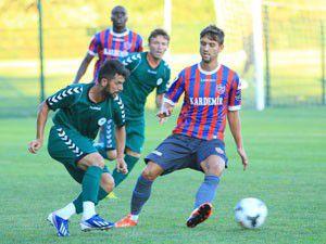 Torku Konyaspor, Karabükspora yenildi