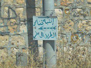Halepte yeni hayat