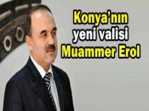 Konya Valisi Muammer Erol kimdir?