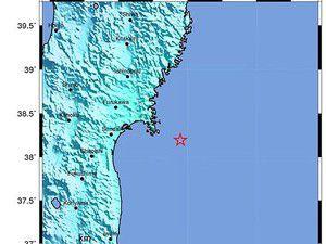 Japonyada 6.0 büyüklüğünde deprem