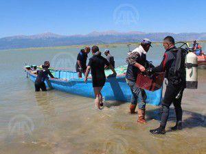 Beyşehir Gölünde kaybolan genç bulunamadı
