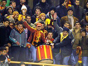 """Süper Kupa maçına """"davul"""" izni"""