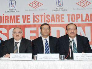 TSE-KSO elele Konya zirveye!