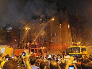 Mısırda Müslümanlar ve Hristiyanlar arasında çatışma