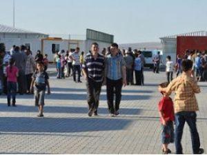Suriyeliler bayrama buruk giriyor