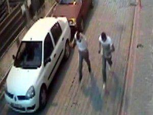 Çanta ve para çalan şüpheliler yakalandı