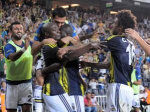 Fenerbahçe Salzburgu devirdi